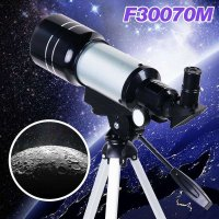 F30070M Monocular Space Astronomic Kepler Telescope with Tripod Kids Xmas G