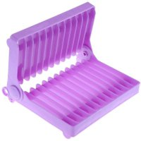 Folding durable bowl dish rack plate shelf kitchen space storage holder ABS Sink Dish Drainer kitchen Accessories
