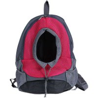 S/M Pet Backpack Dog Carrier Pet Dog Front Bag Puppy Dog Portable Travel Bag Space Backpack Head Out Double Shoulder Bag