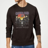 Star Wars Cantina Band At Spaceport Sweatshirt - Black - XXL - Black